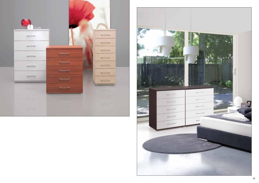 Cassettiere acrotech acro design complementi d 39 arredo for Complementi d arredo milano