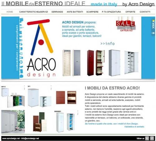 mobilidaesterno.co.nr ? il NUOVO SITO by ACRO DESIGN ...